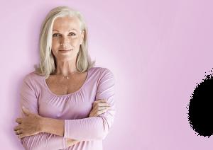 Frauen ab 40 mit Blasenschwäche