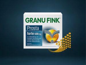 Granufink Postaforte Packung