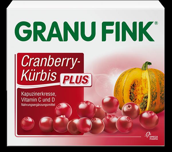 GRANU FINK® Cranberry-Kürbis PLUS