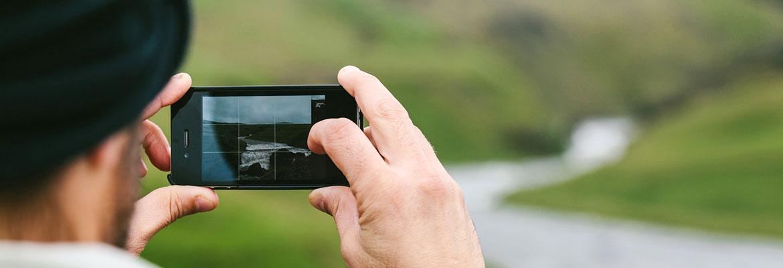 Smartphone-Objektive