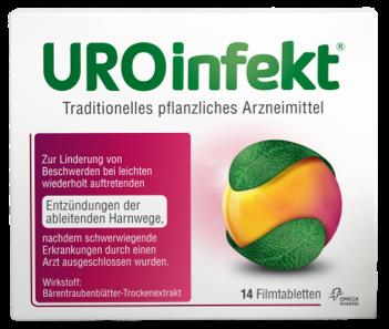 UROinfekt Produkt