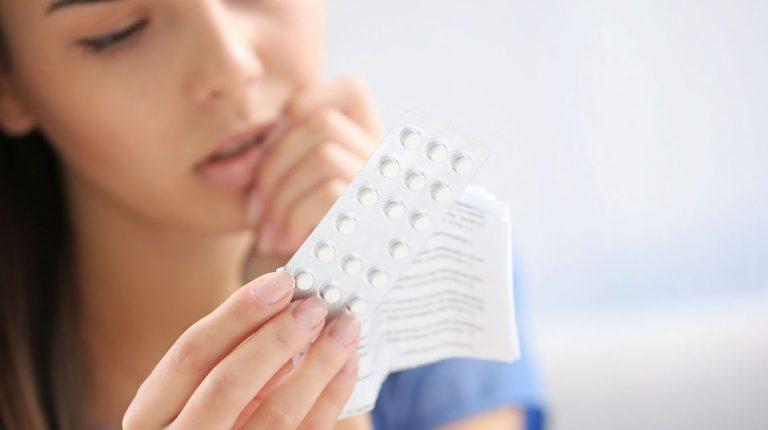 Blasenentzündung durch Verhütungsmittel
